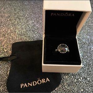 Pandora Midnight Blue ring size 50 or US 5